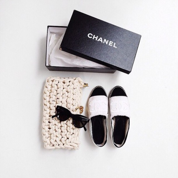 Shoes Chanel Chanel Shoes Findthese Socute Fashion