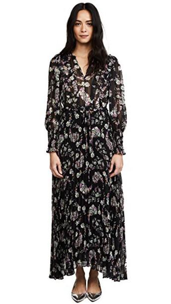 Rebecca Taylor dress black