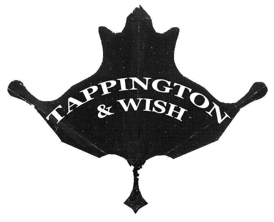 Tappington and Wish — Home