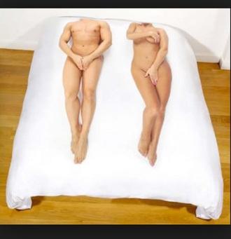 socks bedding funny couple