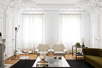 home accessory tumblr living room chair table sofa rug lamp home decor