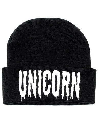 Kill star unicorn beanie at shop jeen