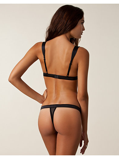 Oroma Thong - Issue 1.3 Intimates - Black - Trusser - Undertøj - Kvinde - Nelly.com