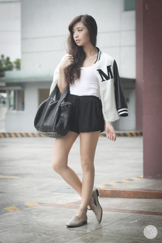 kryzuy jacket tank top shorts shoes bag