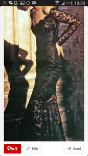 dress,lace sleeves,sparkly dress,sexy dress,black dress,long prom dress,prom dress,long sleeves,long sleeve dress,long sleeve lace dress,prom gown,lace dress,sequin dress,sexy prom dress,black sexy dress,evening dress,formal dress,formal black dress