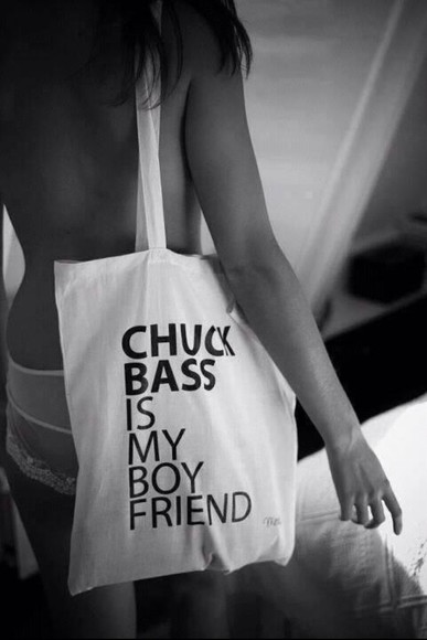 chuck bass gossip girl bag girly