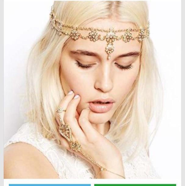 hair accessory cute girly girl girly wishlist jewels jewelry head jewels headpiece