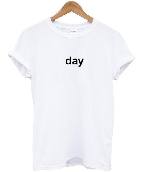 day shirt