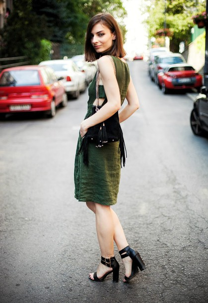 venka vision blogger dress shoes bag