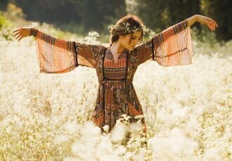dress boho bohemian gypsy gypsy dress spring winter outfits boho dress