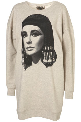 Cleopatra sweat dress by unique**