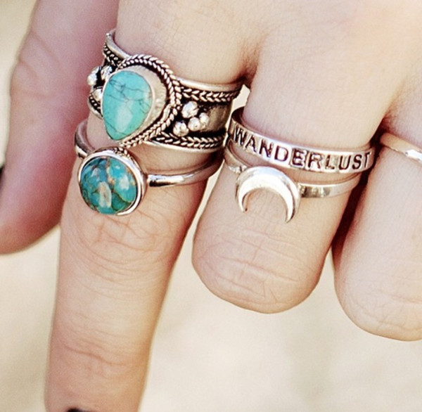 jewels moon wanderlust ring aqua