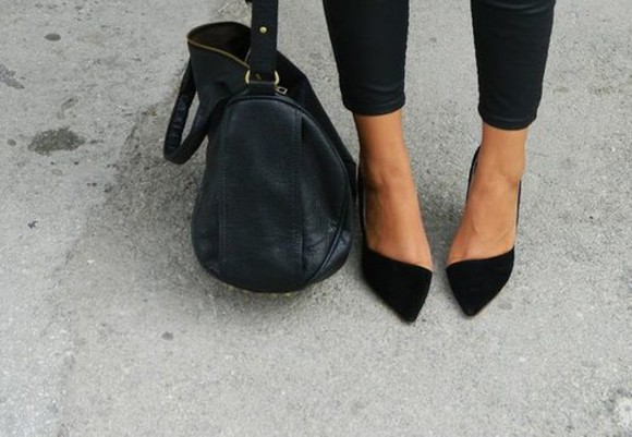 bag alexander wang shoes shoe legs streetstyle allblackeverything skin allblack