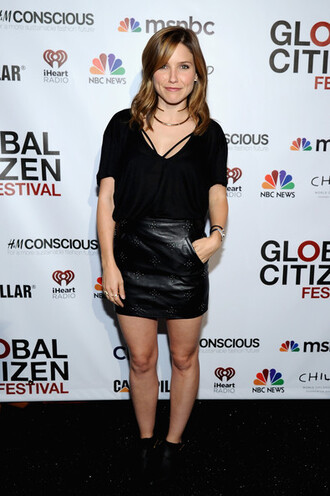 skirt top sophia bush