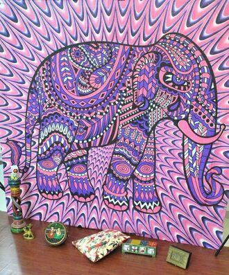 home accessory home decor tapestry elephant tapestry wall tapestry handcuffs handicrunch deals handicrunch discount dorm room