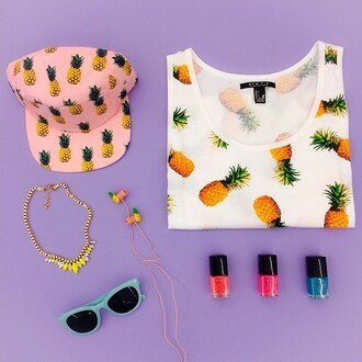 shirt skirt pineapple print cute sunflower sunglasses hippie headband hipster flowers flower hair star wars cool swag sweatshirt storm trooper amazing