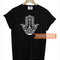 Hamsa hand t shirt women men and youth size s to 3xl