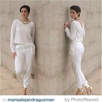 pants blouse
