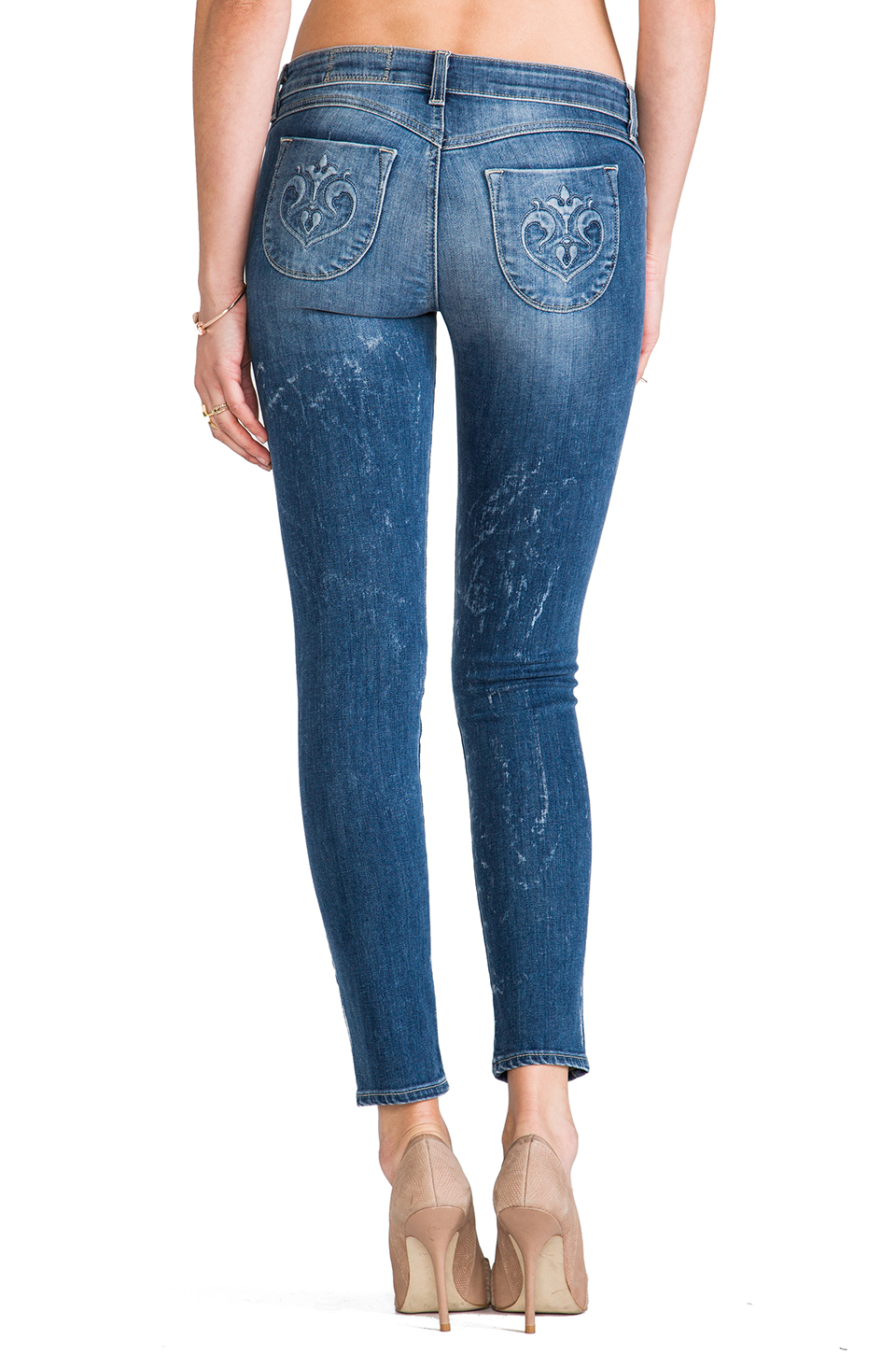 Siwy Jeans Hannah in Starlust   REVOLVE