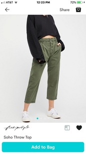 pants,free people