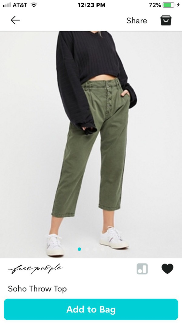 pants free people