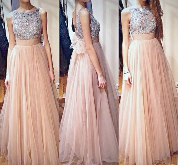 Most Beautiful Prom Dresses Ball Gown: Dress: Long Prom Dress, Prom Dress, Beautiful Ball Gowns