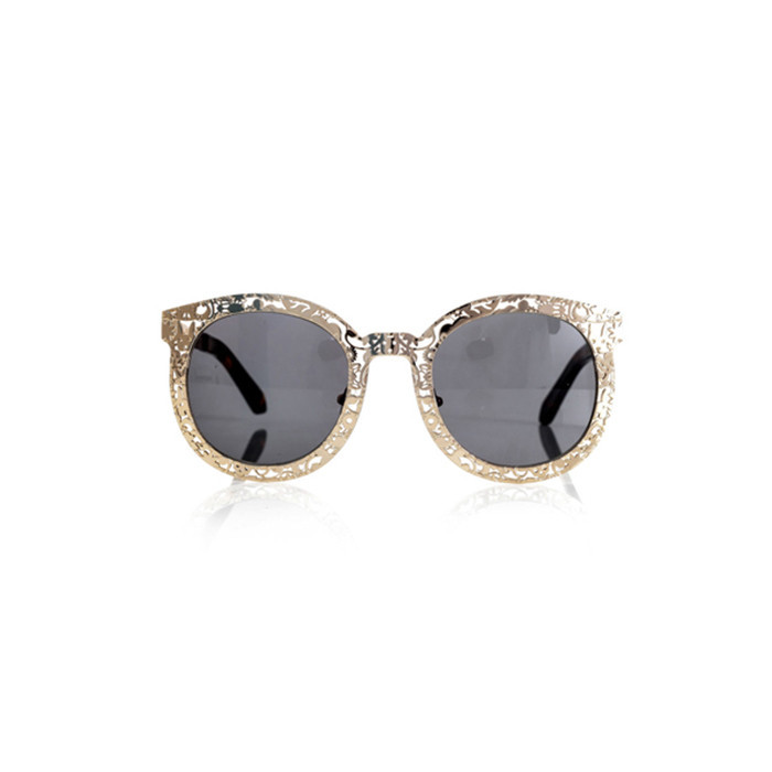 GOLD BAROQUE SUNGLASSES / back order – HolyPink