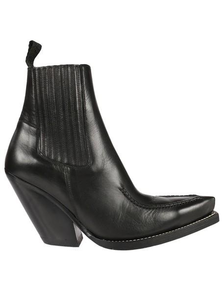 Celine ankle boots shoes