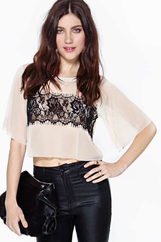 Cropped Tops | Shop The Latest Crop Tops At Nasty Gal