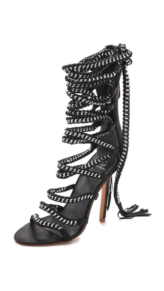 Monika Chiang Imena Lace Up Sandals | SHOPBOP