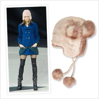 beautiful hat comfy wheretoget? wheretogetit? winter hat fur hat fuzzy winter outfits loving amazing awesomeness