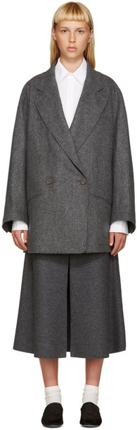 Nehera coat wool grey