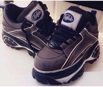 shoes buffalo platform shoes 90s style