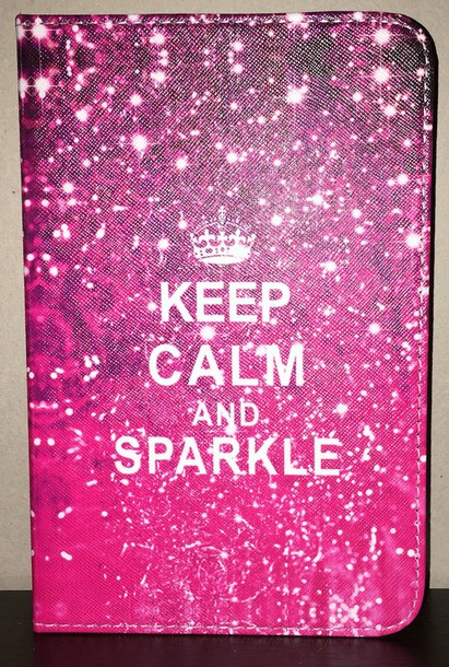 Phone Cover Sparkle Andy Sparkles Spark Pink All Pink
