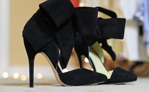 shoes blow pump black high heels cute high heels high heels nubuck