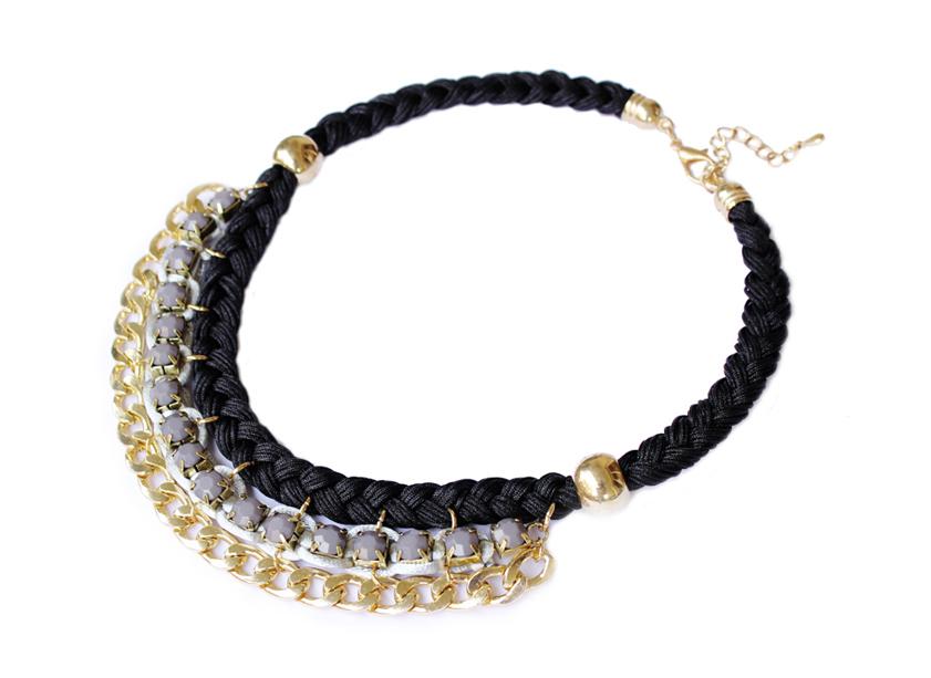 Bijoux fantaisie cr ateur en ligne les jumelles collier - Presentoir bijoux pas cher ...