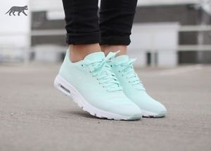 Nike Air Max 1 Ultra moire women Mint fiberglass white size 11