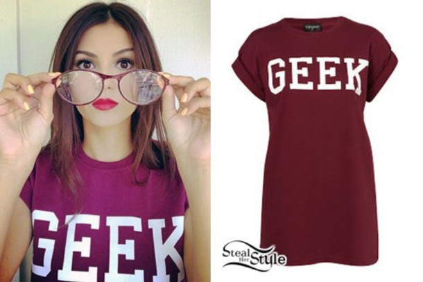 top geek long top