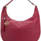 Michael michael kors - lydia shoulder bag - women - calf leather - one size, red, calf leather