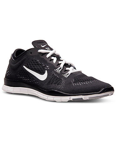 Nike Women's Free 5.0 TR Fit 4 Training Sneakers from Finish Line - Finish Line Athletic Shoes - Macy's