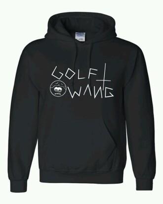 sweater golf wang golfwang golf wang sweatshirt blouse sweatshirt