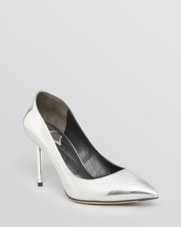 B Brian Atwood Pointed Toe Pumps - Malika High Heel | Bloomingdale's