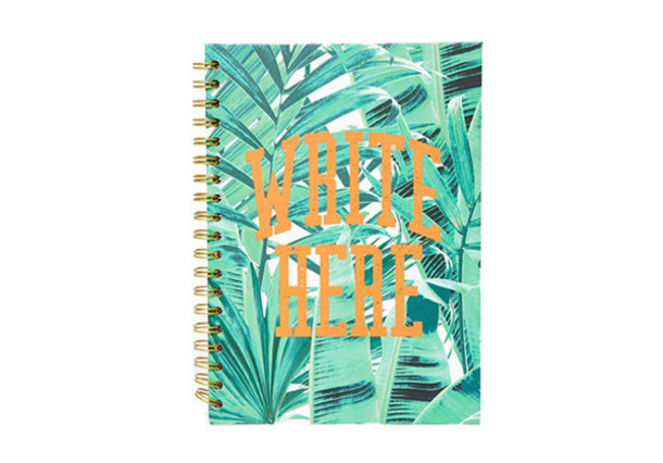 home accessory stationary notebook