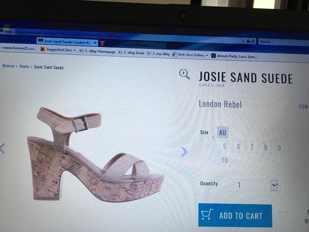 shoes london rebel