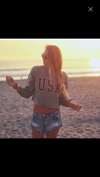 sweater grey sweater usa