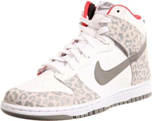 Chevron Print Nike Shoes