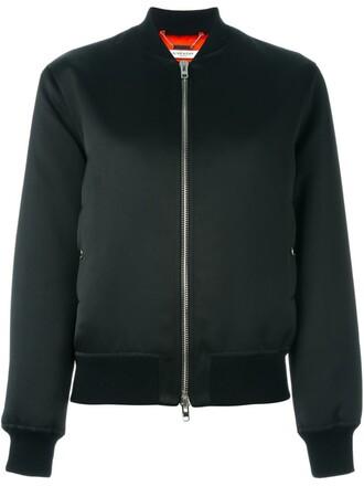 jacket bomber jacket classic black