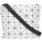 Bao bao issey miyake - ratio shoulder bag - women - nylon/polyester/polyurethane/pvc - one size, white, nylon/polyester/polyurethane/pvc