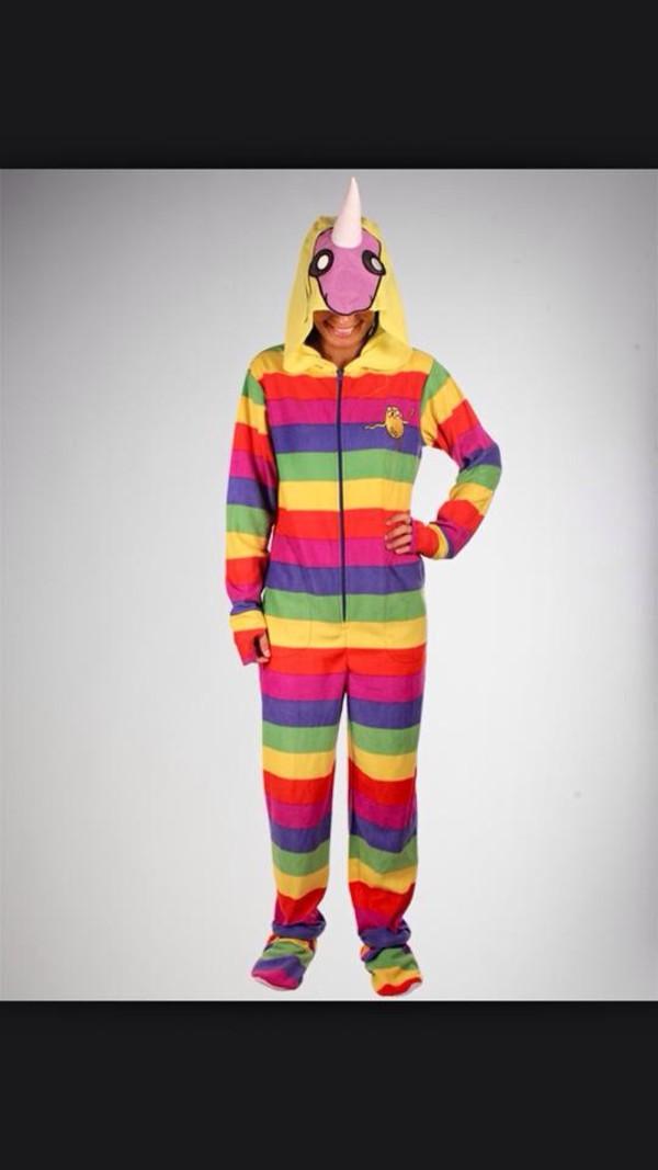rainbow onesie onesie unicorn
