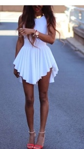 dress,white,hair,cute,style,sexy,white dress,cute dress,sexy dress,fashionista,dressy,short front long back,classic,pretty,short,jewels,skater dress,high rise,fashion,mini dress,clothes,white short dress,instagram,trendy,summer,bold,pleated skirt,gold necklace,cool,white dress beautiful,gold,white and gold dress,high low dress,pretty little liars,fancy,formal,formal dress,beautiful,unique dress,perfect,sexy white dress,party dress,summer dress,jewelry,high heels,tumblr girl,tumblr dress,girly,gorgeous,outfit,white formal dress,celebrity style,skirt,short dress,white flowy dress,vshaped,pleated dress,luxe,mini,highsociety,hot,beach,girl,flowy,sweet,amazing,flawless,dream,noah,new york city,gold collar,ruffle,waved,lookpop,hipster dress,long dress,short sleeve,white skirt,asymmetrical,shorts,black dress,turtleneck dress,short white dress,fit and flare dress,asymmetrical dress,sandal heels,summer outfits,shoes,heels,soft,tumblr,ruffle dress,midi skirt,high neck,silk skirt,nylons,has red hair,red hair